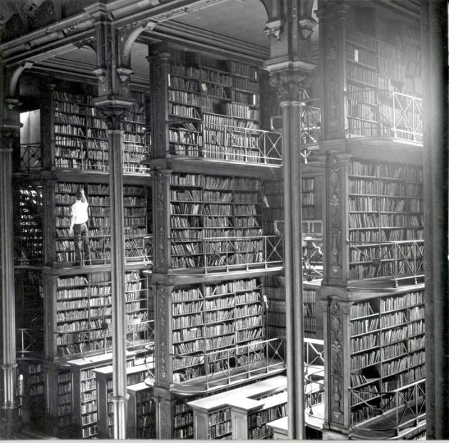 Old Main Library Cincinnati