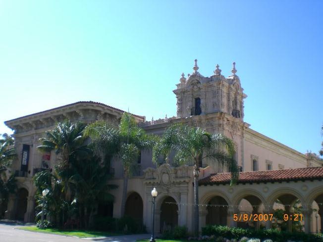 Balboa Park Architecture5