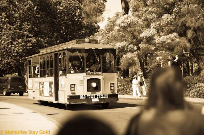Balboa Park Trolley