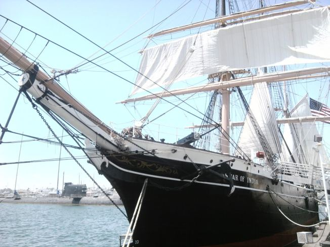 Tall Ship2 Star of India