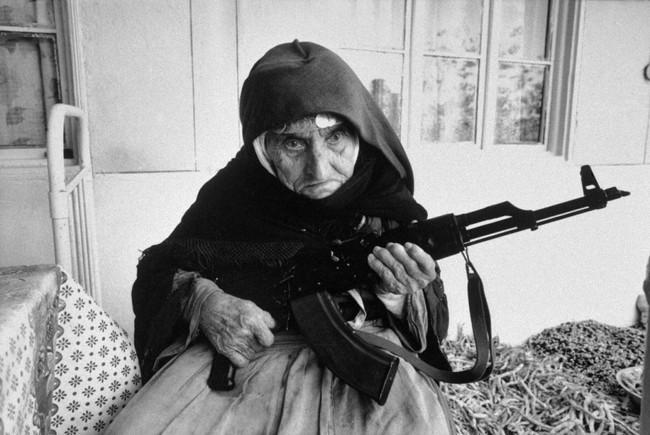 106 Yr Old Woman