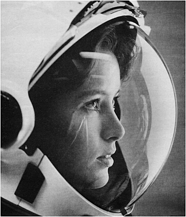 first mother in space
