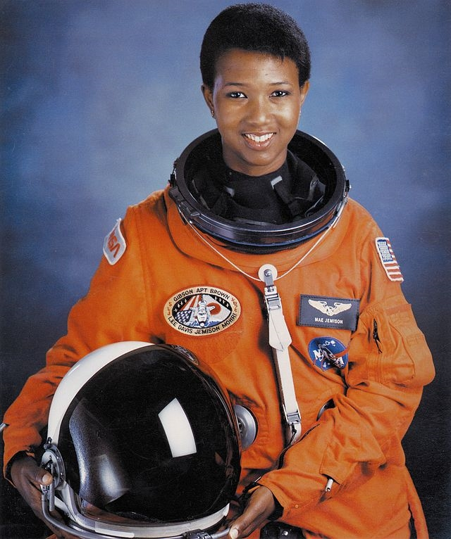 Dr__Mae_Jemison,_First_African-American_Woman_in_Space