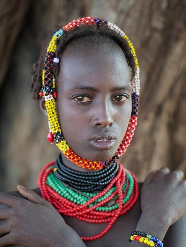Desanache tribe,  Ephiopia-crop