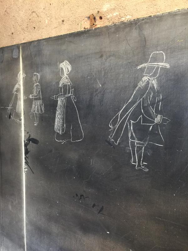 Pilgrim Chalkbd1