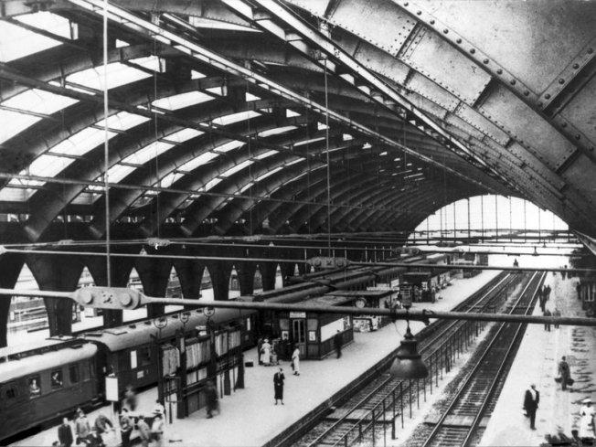 Ostbahnhof Station, Germany, Smithsonian