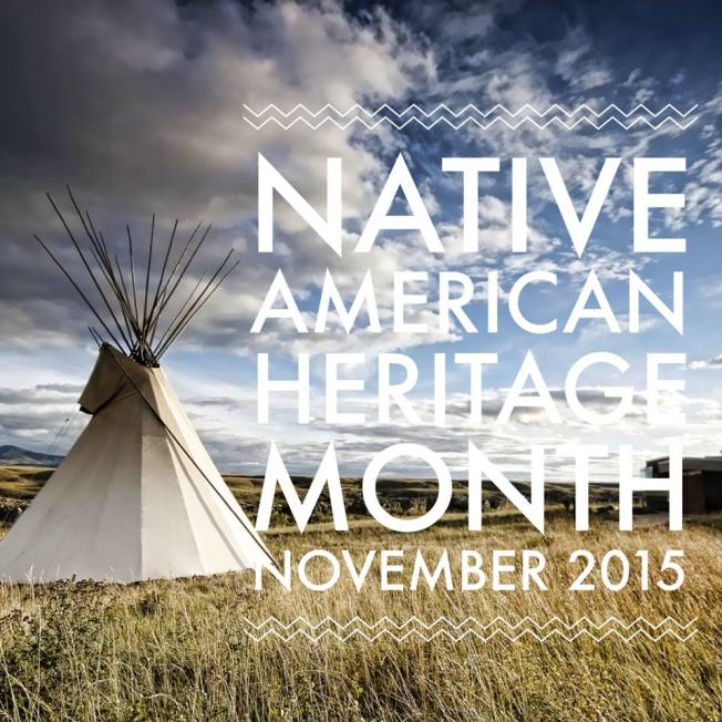 Native American Month