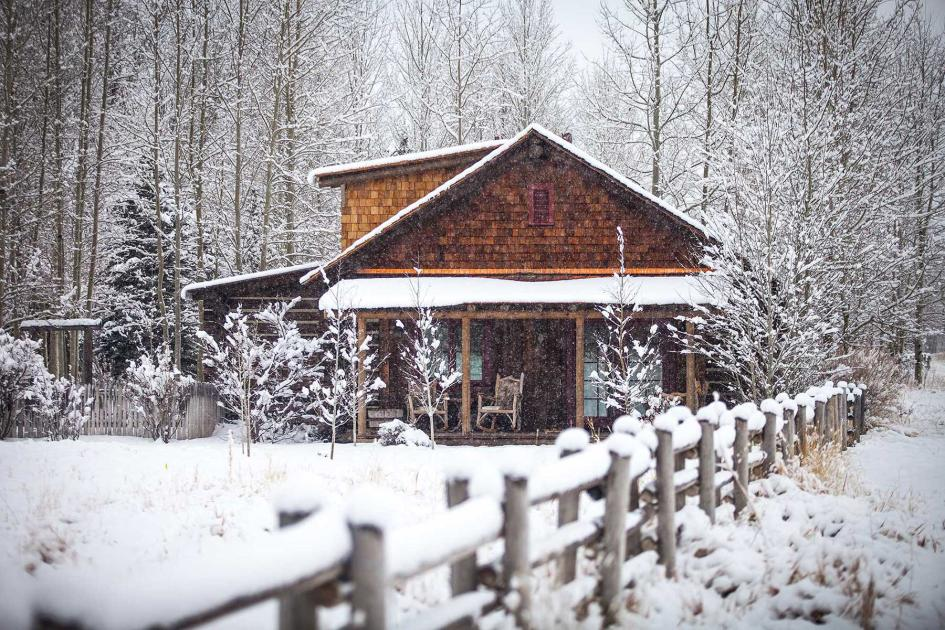 World S Best Mountain Lodges Montana San Diego With