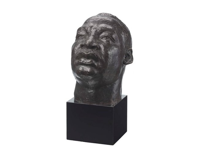 Martin Luther King, Jr, Sculpture, Smithsonian