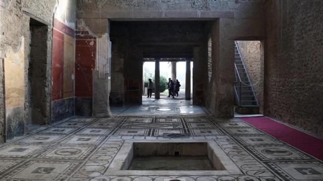 Museum, Pompeii, Smithsonian