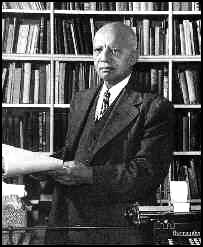 Carter G Woodson, 1875-1950
