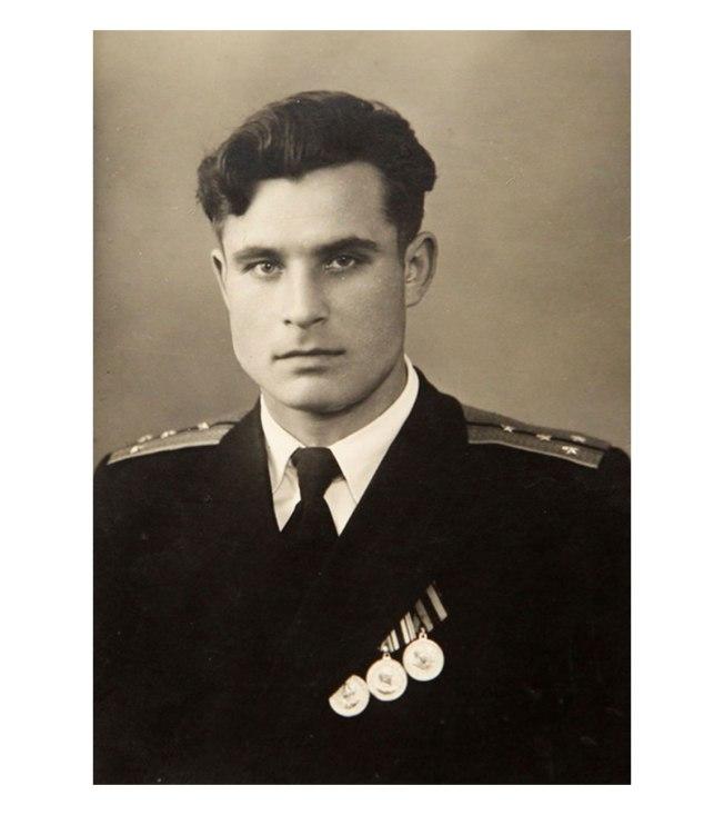 Russian Naval Officer, Nuke, Arkhipov, NatGeo