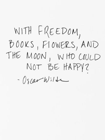 Oscar Wilde Quote, Pinterest