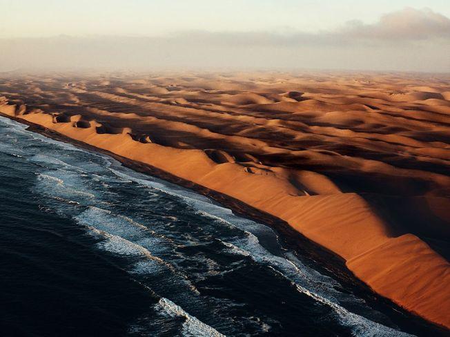 High Sands, High Seas, Namibia, NatGeo