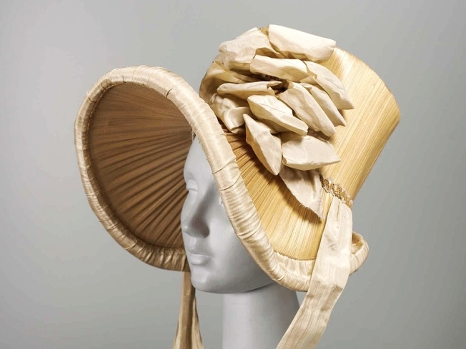 Mary Kies, 1st Women Patent Holder, Bonnet Hat