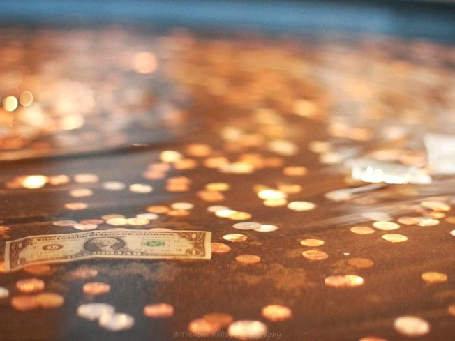 Coins In A Fountain, Smithsonian