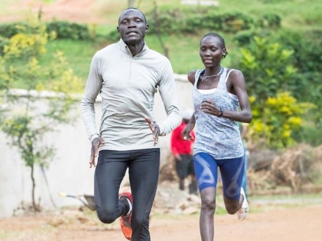 Olympic Refugee Athletes