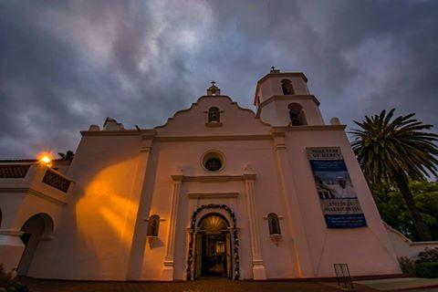 San Luis Rey Mission, Joliffe, FB